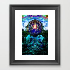 Eternal A-Side Framed Art Print