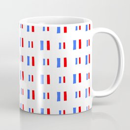 Flag of France 17- Handmade Coffee Mug