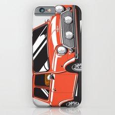 Mini Cooper Car - Red Slim Case iPhone 6s