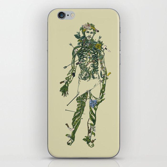 Wound Man iPhone Skin