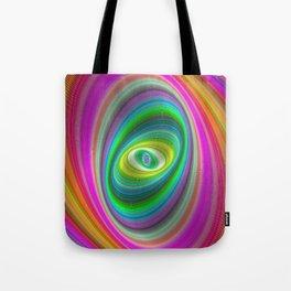 Elliptical magic Tote Bag