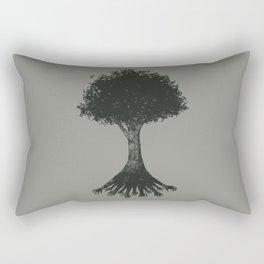 The Root Rectangular Pillow