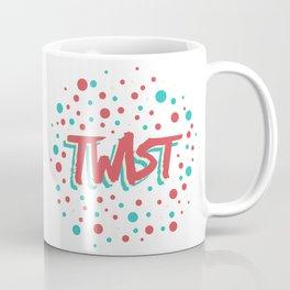 Twist N.9 Modele Rond Coffee Mug