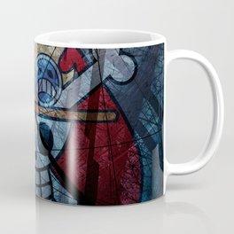Pirate flag with Dark Forest 1 Coffee Mug