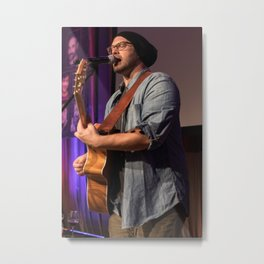 Jason Manns at PurCon 2 Metal Print