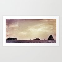 MY COSTA RICA 06 Art Print