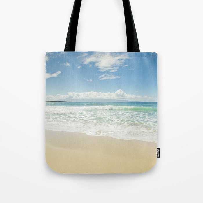kapalua beach maui hawaii Tote Bag
