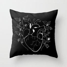 Impervious to Poison Throw Pillow