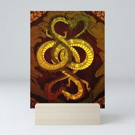 Rebuild Of Equilibrium Mini Art Print