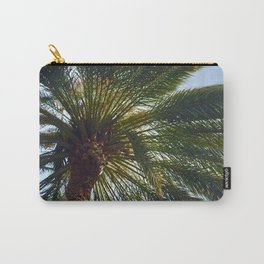 The Wonder of the Palm Tree Above Carry-All Pouch