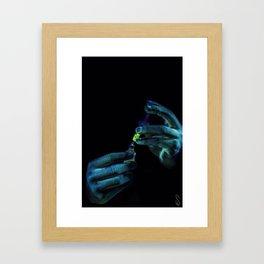 Kure Framed Art Print