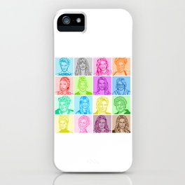 Glee iPhone Case