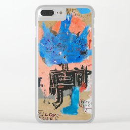 Mixato Clear iPhone Case
