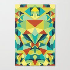 Colorful All Canvas Print