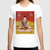lama T-shirts featuring Dalí lama by Michelena