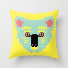 Kute Koala Throw Pillow