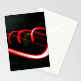 Red Coil (iPhone Cover) Stationery Cards