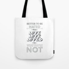 I Am Not A Robot ; Marina and the Diamonds (alternative II) Tote Bag