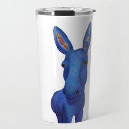 Blue Donkey Travel Mug