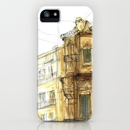 Old Palermo iPhone Case