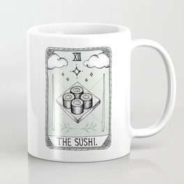 The Sushi Coffee Mug