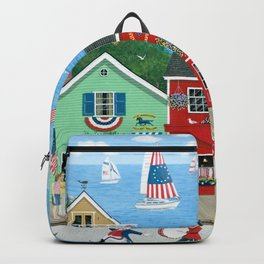 A Star Spangled Day Backpack