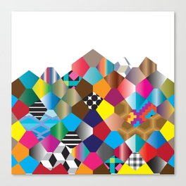Pattern_2 Canvas Print