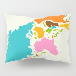 You are here and there Pillow Sham