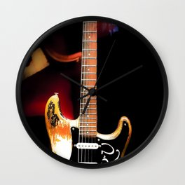 SRV - Number One Wall Clock