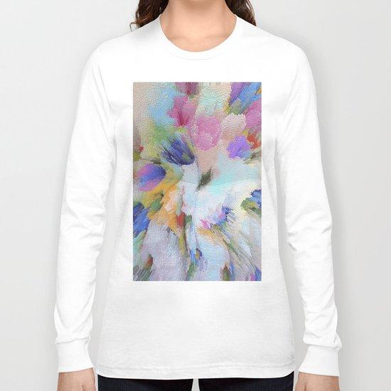 Abstract pattern 54 Long Sleeve T-shirt