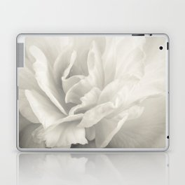 white ruffles Laptop & iPad Skin