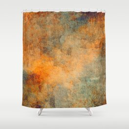 Stone Texture 1A Shower Curtain