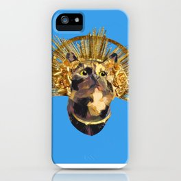 Cat Bey iPhone Case