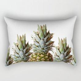 Pineapple Mountain Range Rectangular Pillow