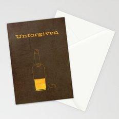 Unforgiven Stationery Cards