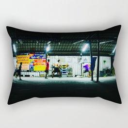 overtime Rectangular Pillow