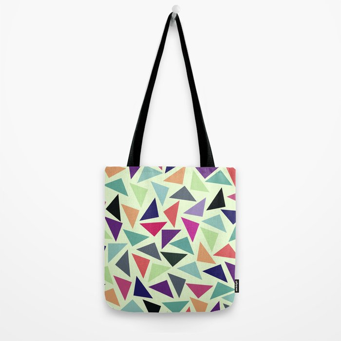 Geometric Pattern Tote Bag