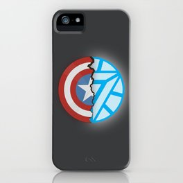 Civil War iPhone Case