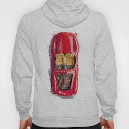 Rosso Corsa Hoody