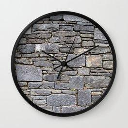 City Wall Wall Clock
