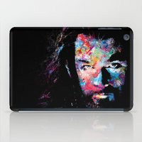 thorin iPad Cases featuring Thorin by lauramaahs