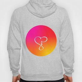 You are the Rainbow of my Heart Hoody