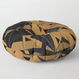 3D Futuristic GEO VI Floor Pillow