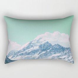 Took a Pill in New Zealand Rectangular Pillow