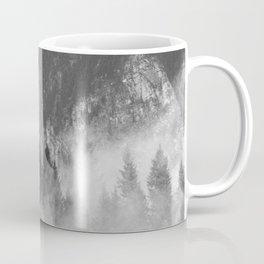 Vancouver Fog B&W Coffee Mug