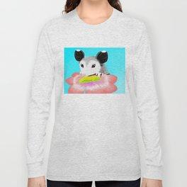Blossom the Opossum Long Sleeve T-shirt