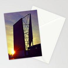 Star-Lite sunset Stationery Cards