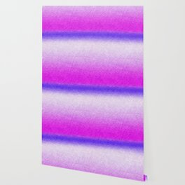 Abstract lilac blue pink geometrical ombre Wallpaper