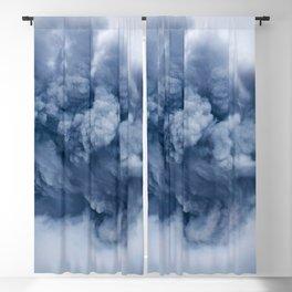 Volcanic Ash Blackout Curtain