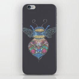 Bee Totem iPhone Skin